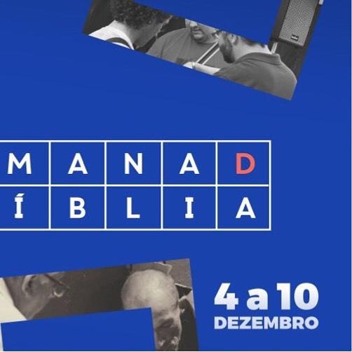 Está chegando!  #SemanaDaBíbliaPOA #EuLeioABíblia #De4a10deDezembro