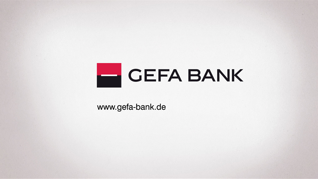 "Geefa Bank ""Zinsen made in Germany"""