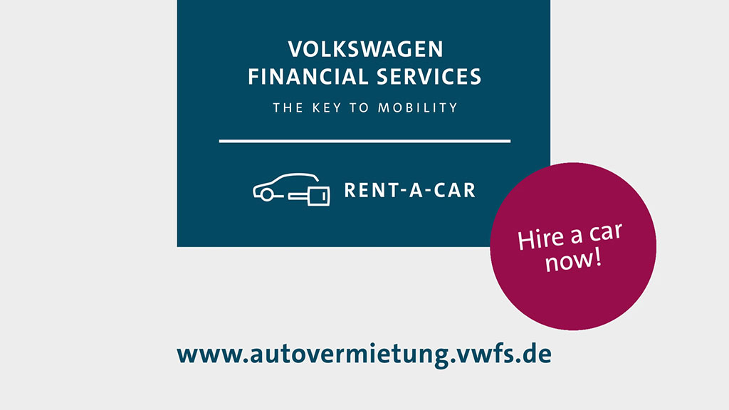 VW FS - Rent a Car