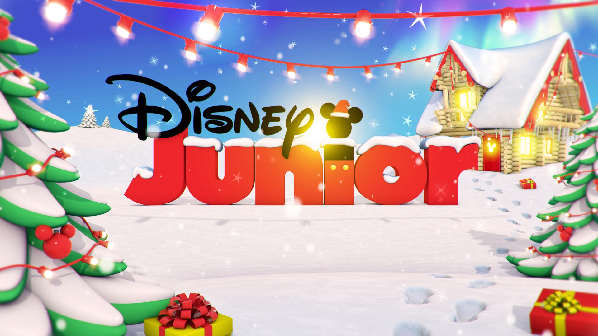 Disney Junior Christmas 2017