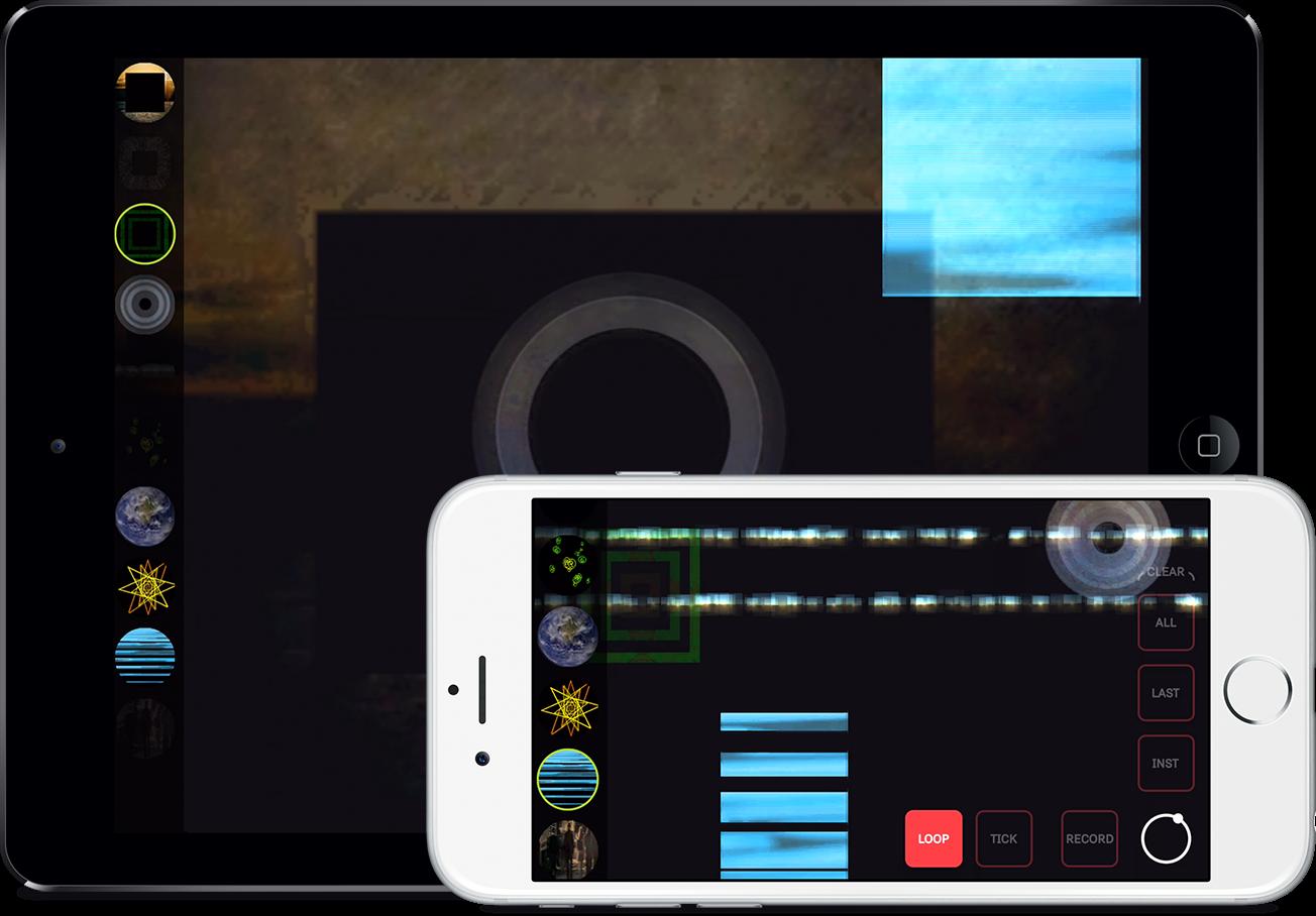 ORO app on iPad