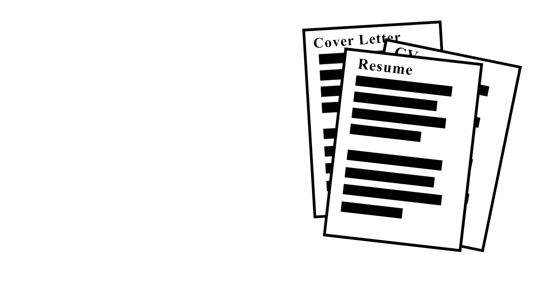 College Series: Cover Letters, Resumes, and CVs — Panopticon ...