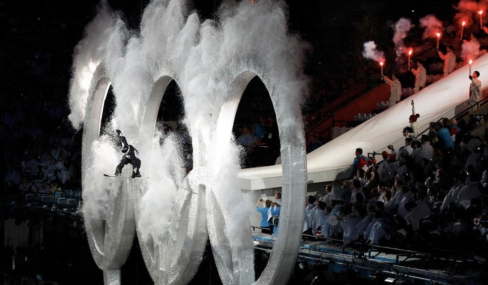 Opening Ceremonies Vancouver 2014 Olympics (UC Magazine)