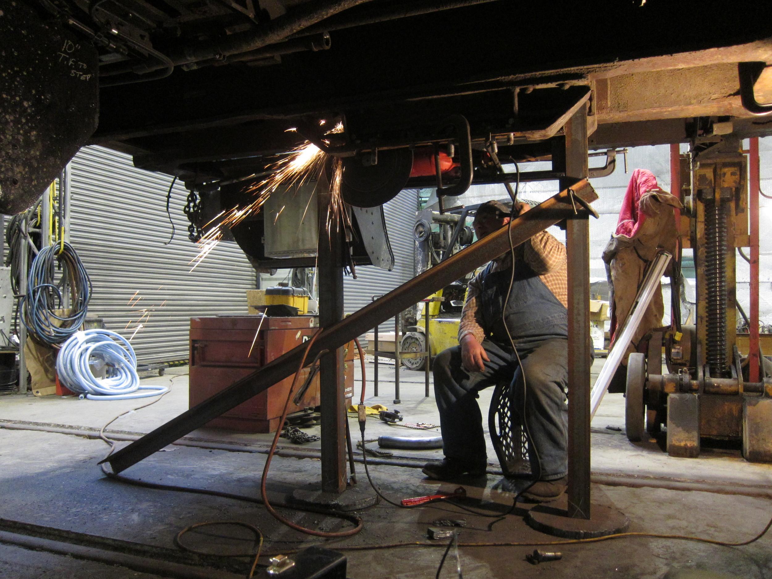 Coupler & Draft Gear Rebuilds