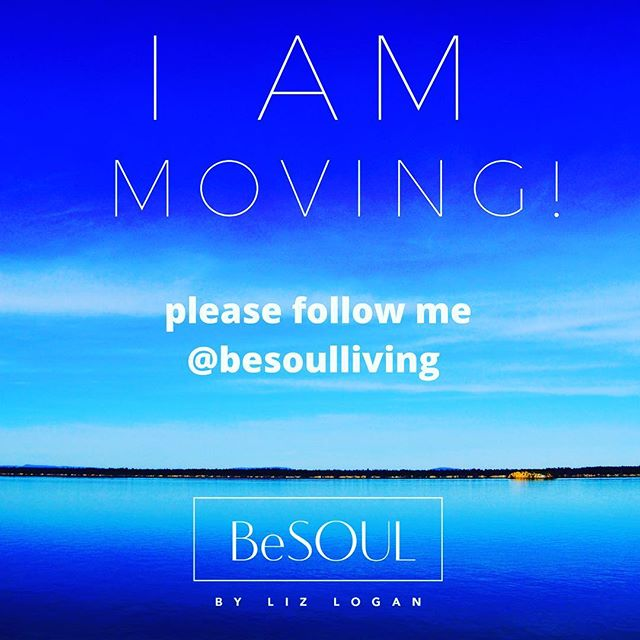 Please follow me @besoulliving . This account will be closing