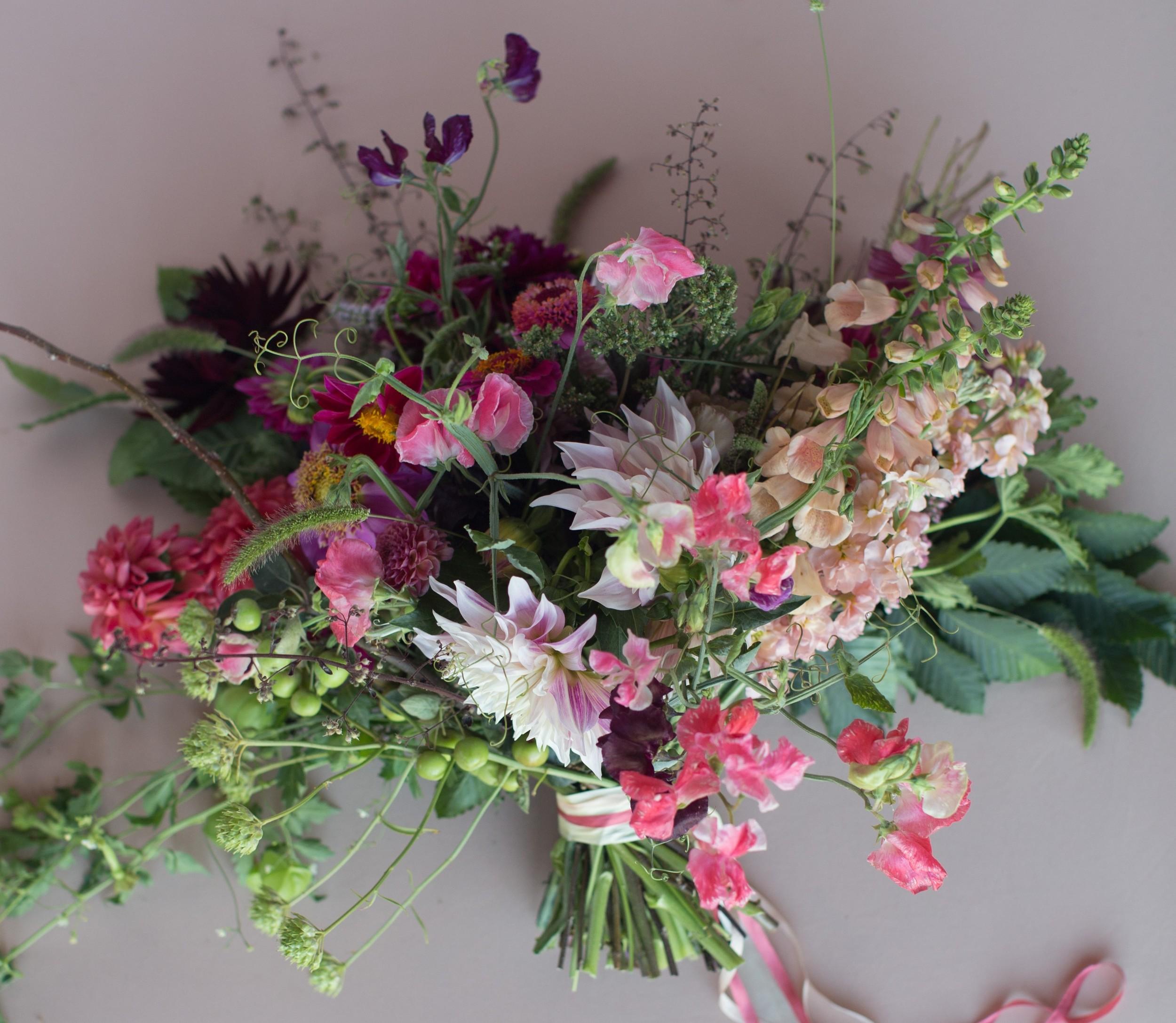 Chris Benzakein, Floret Flowers