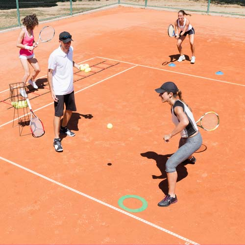 4 May - 11 May  Tennis & Boot camp   Split, Split Region