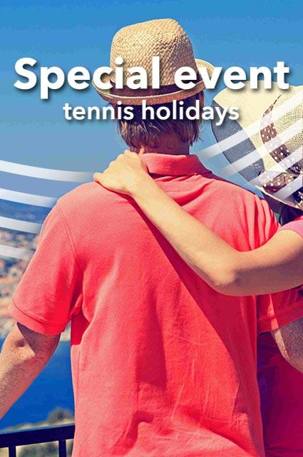 Tennis Holidays in Croatia