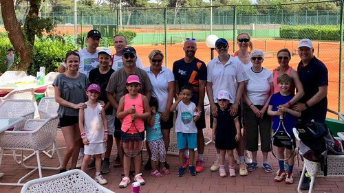 Group Tennis Holidays