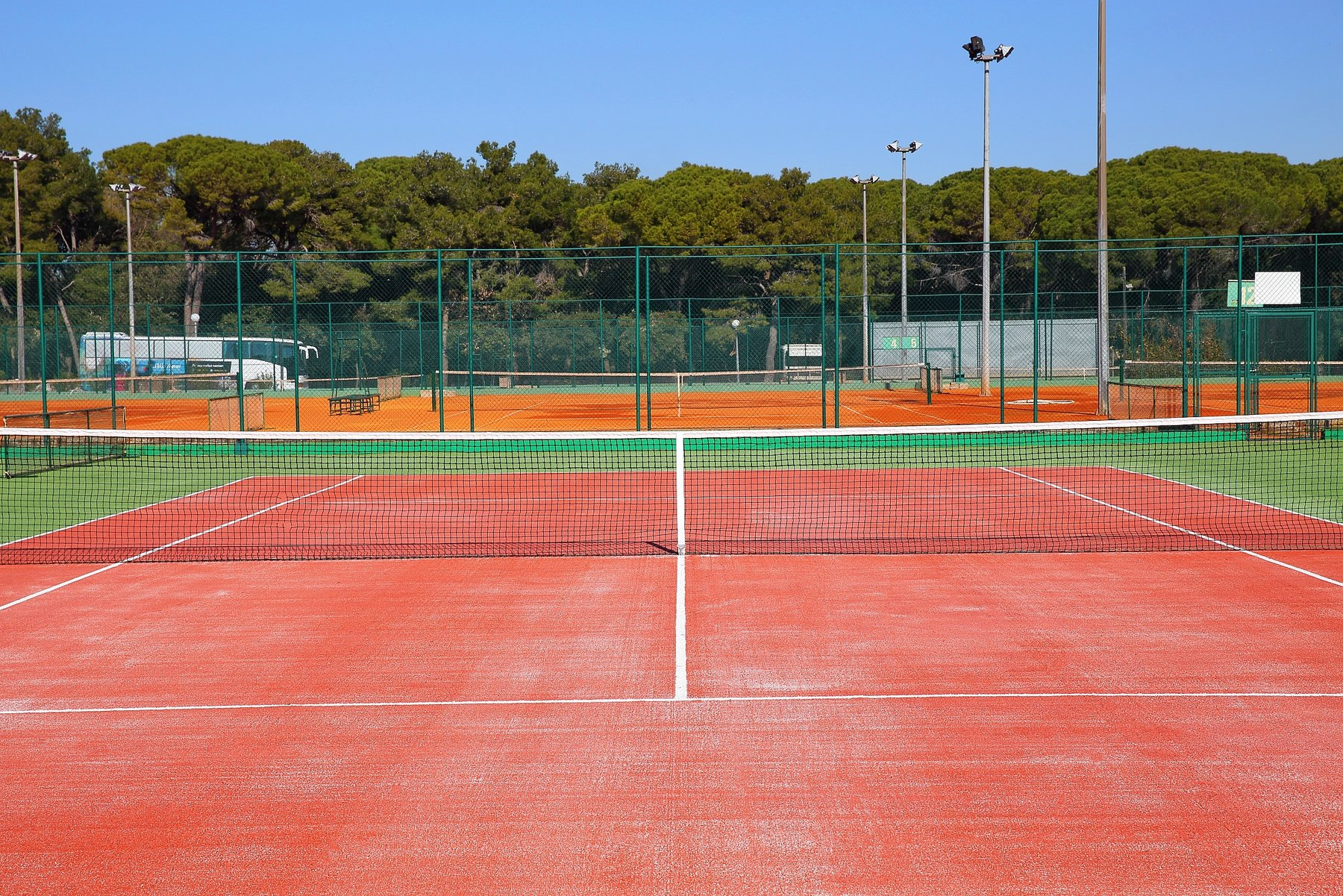 Tennis holidays for England travelers