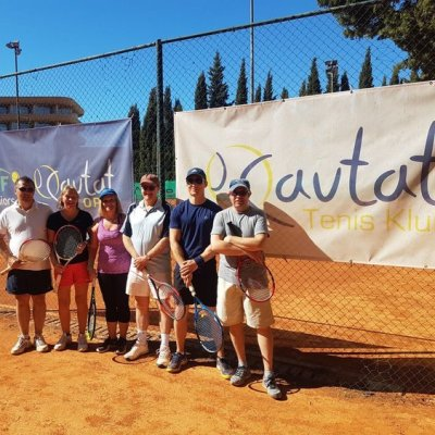 Singles Tennis Holidays in Cavtat, Croatia