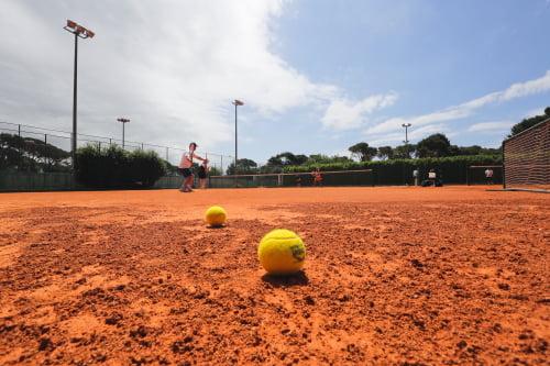 Tennis vacation