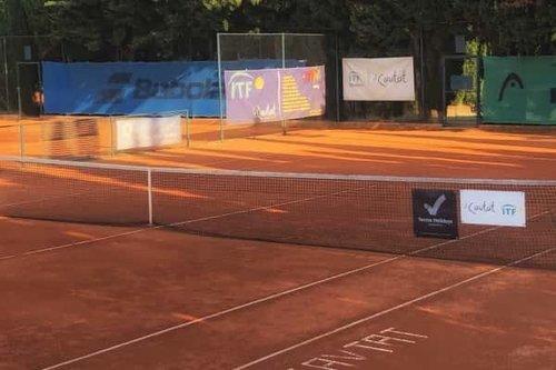 Singles tennis holidays in Cavtat Tennis Centre, top club in Dubrovnik Region
