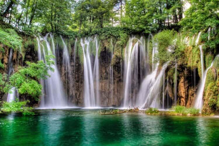 Krka Waterfalls - activity available in Tennis Holidays Croatia Tennis+ programme
