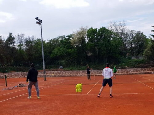 Tennis in Novi Vinodolski