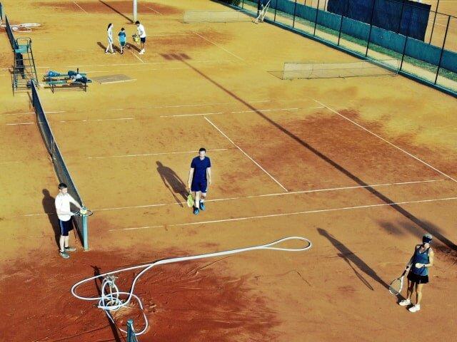 Tennis vacations