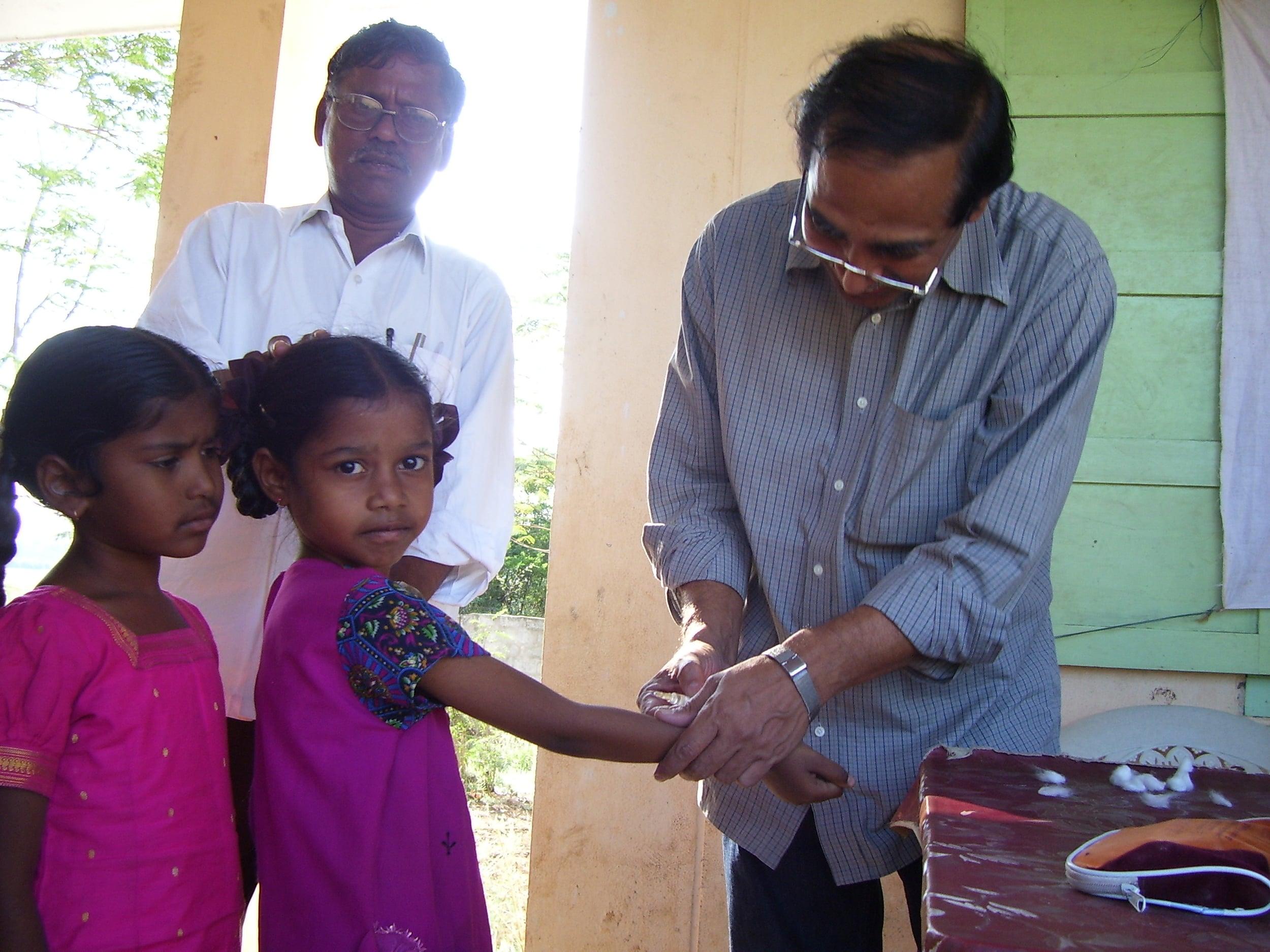 pediatric health clinic