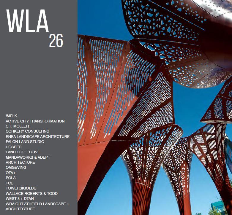 World Landscape Architecture No. 26