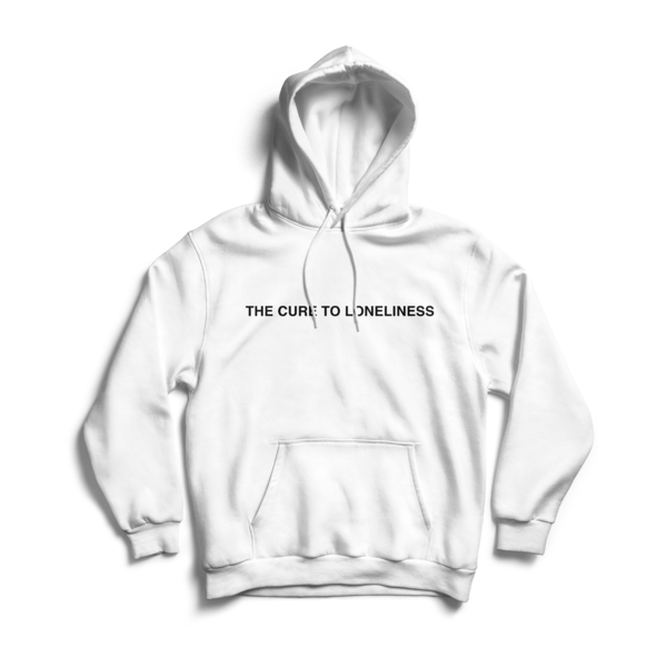 THE CURE TO LONELINESS HOODIE