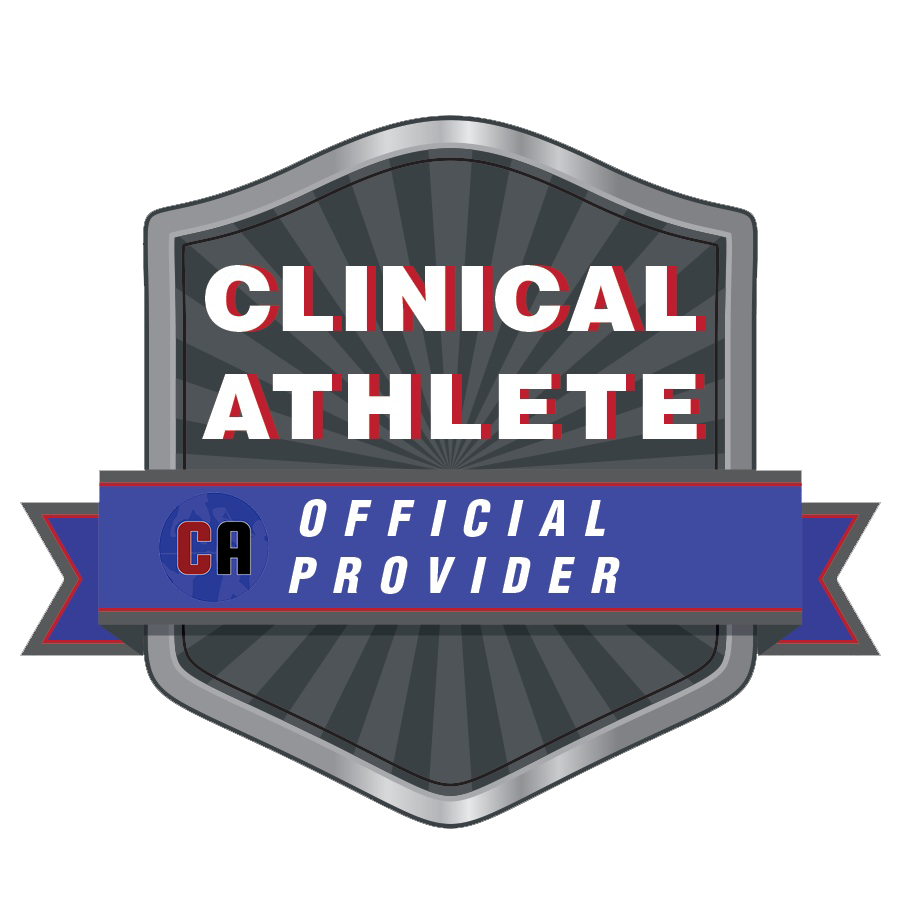 Clinical Athlete Official Provider