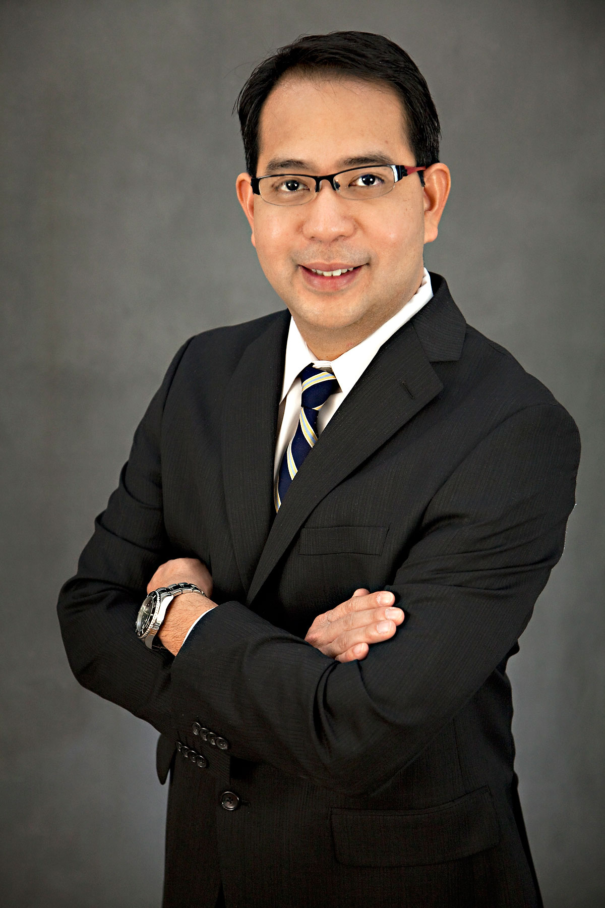 Dr. Ranier M. Adarve, DMD, MS, MHPE, Prosthodontist