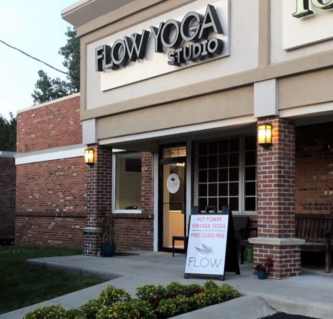 Flow Yoga Studio is a warm, welcoming yoga studio that delivers a high-quality yoga experience... every single time. We offer hot power vinyasa yoga classes in a community-driven setting. Your first class is free. All you have to do is show up.For support, please call us at 440-459-1843.