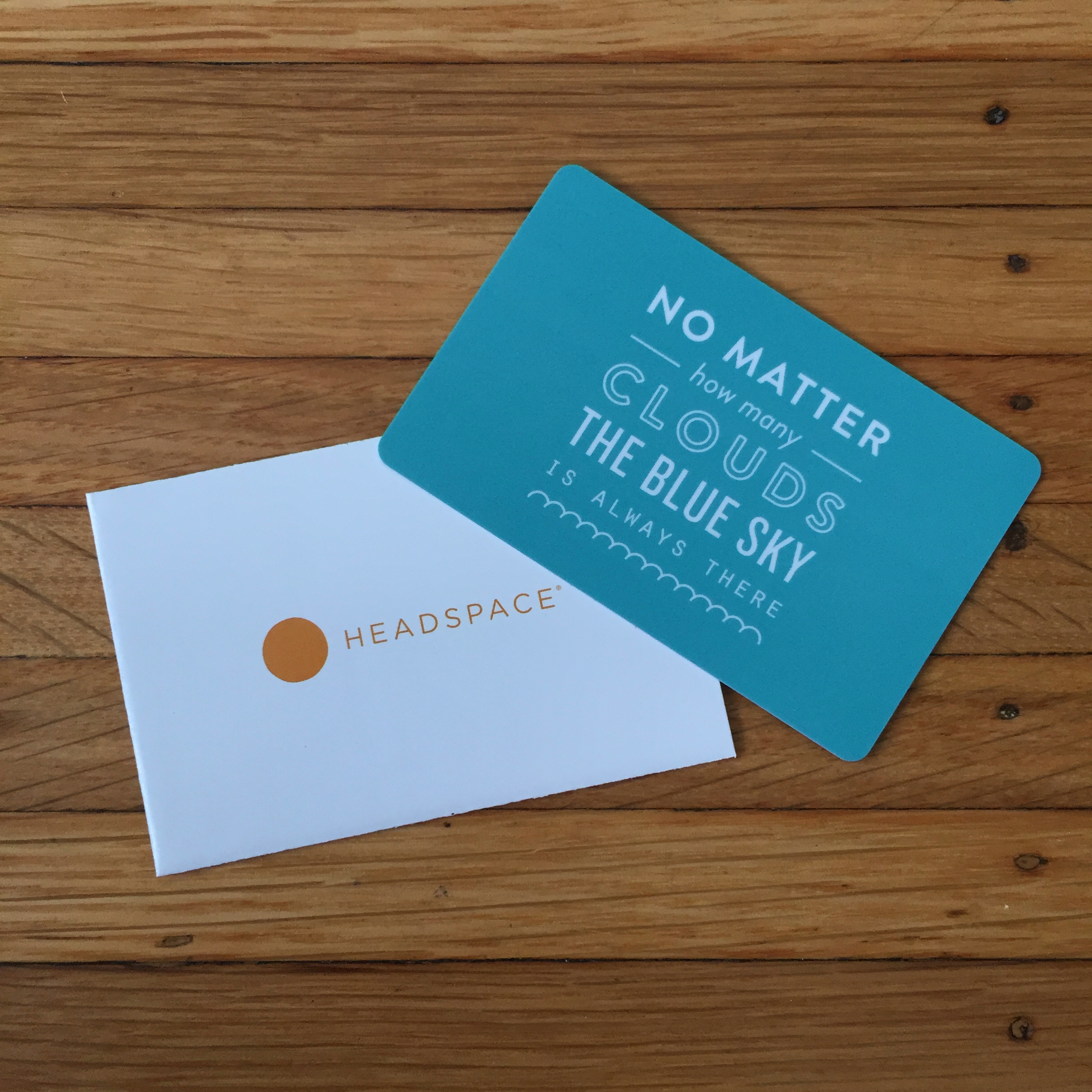 Headspace 3-Month Subscription