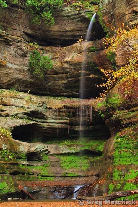 Wildcat Canyon Falls 1