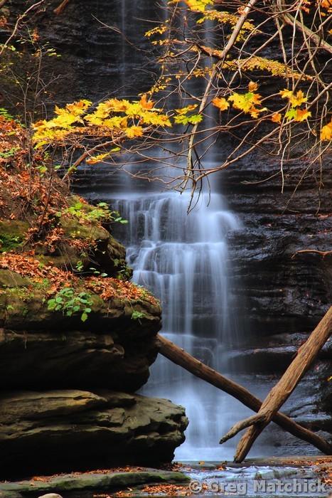 Lake Falls 2