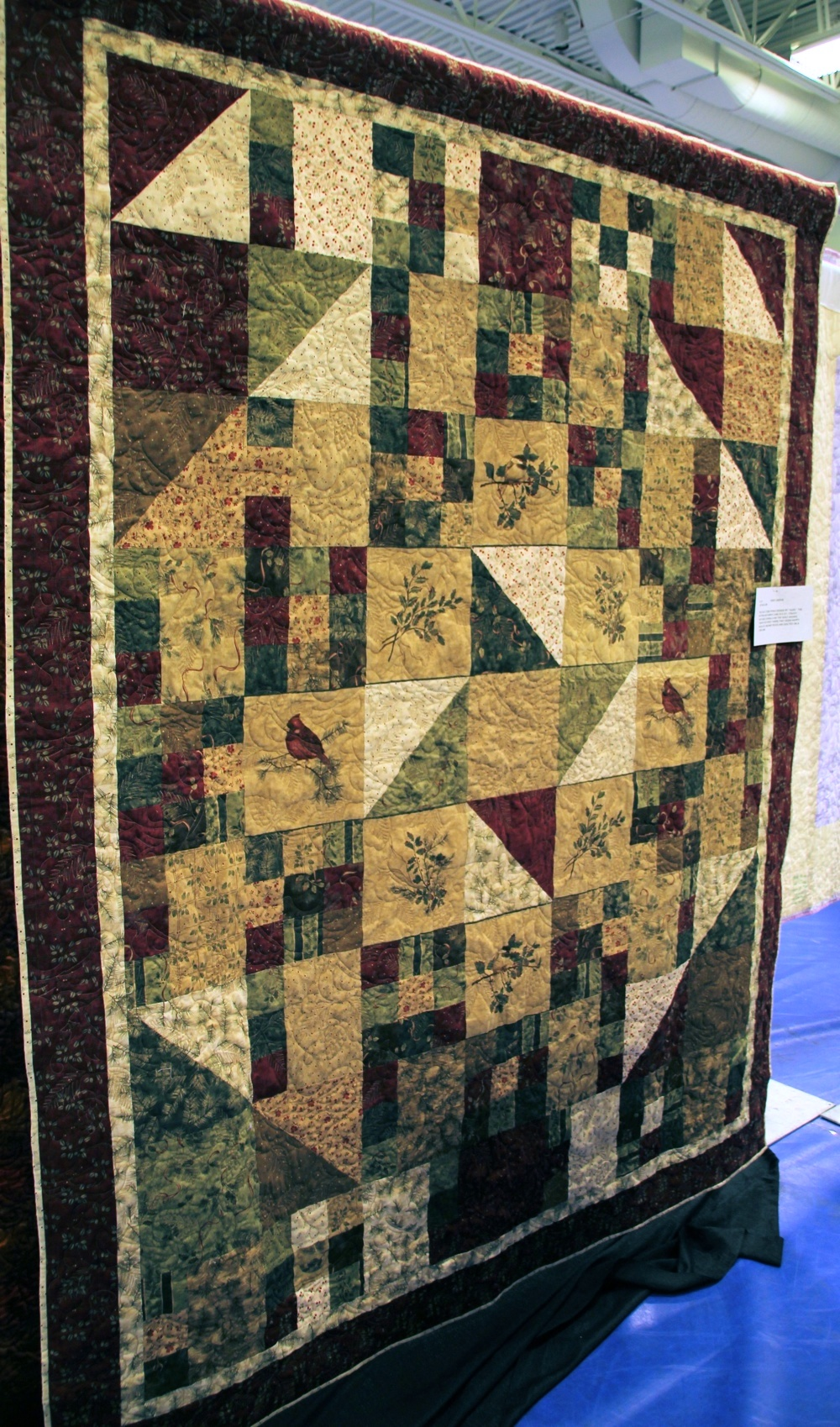 Bedford Friendship Quilters Guild, May, 2012 017.jpg