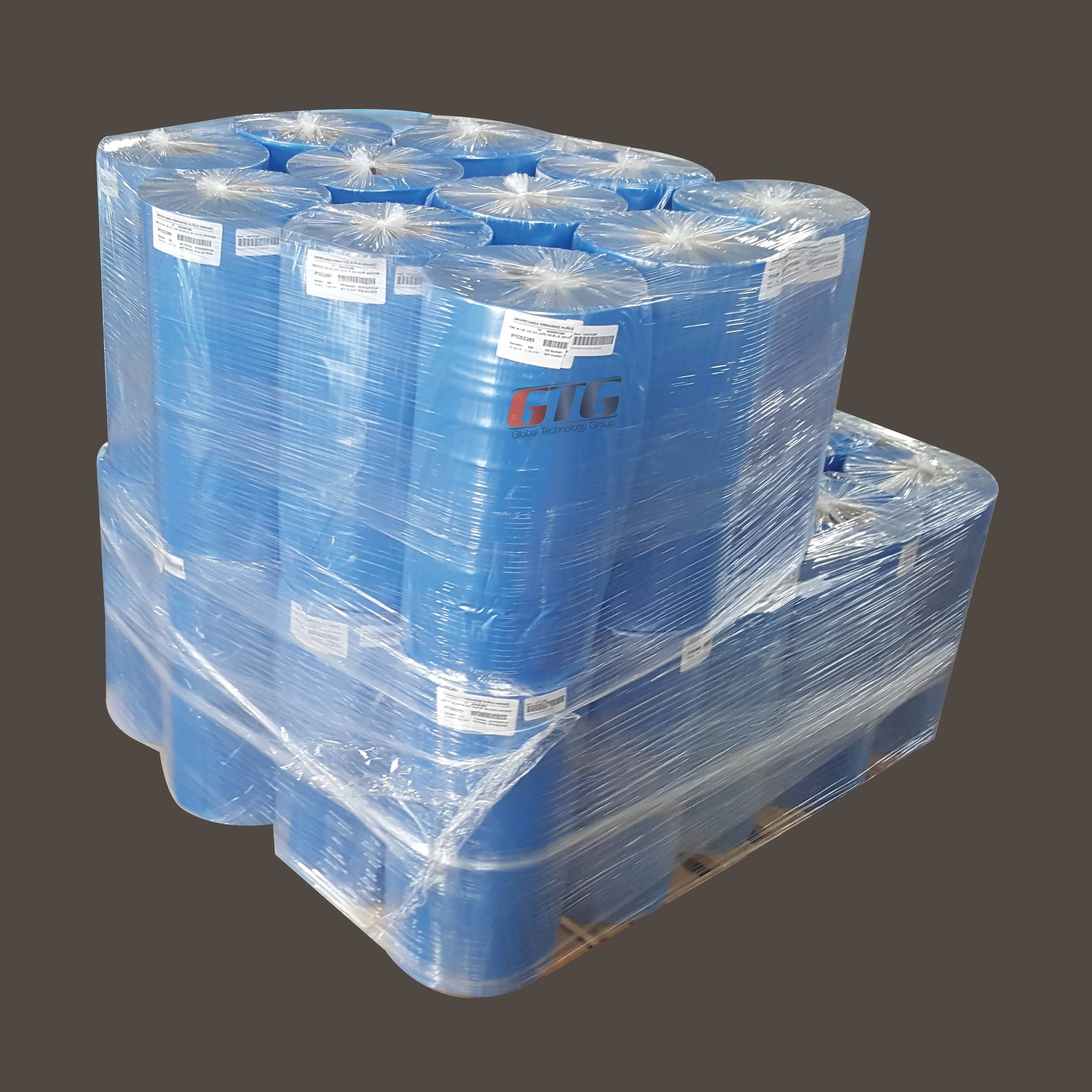 Pigmented rolls and bags