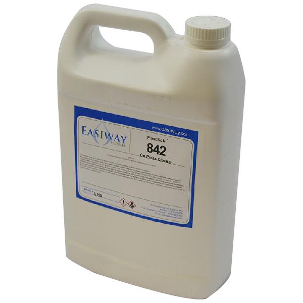 Químico de limpieza