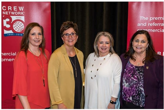 We were unanimously voted in as CREW Nashville by the delegates at the 2019 CREW Network Winter Leadership Summit in New Orleans.  #crewnashville #crew #crewnetwork