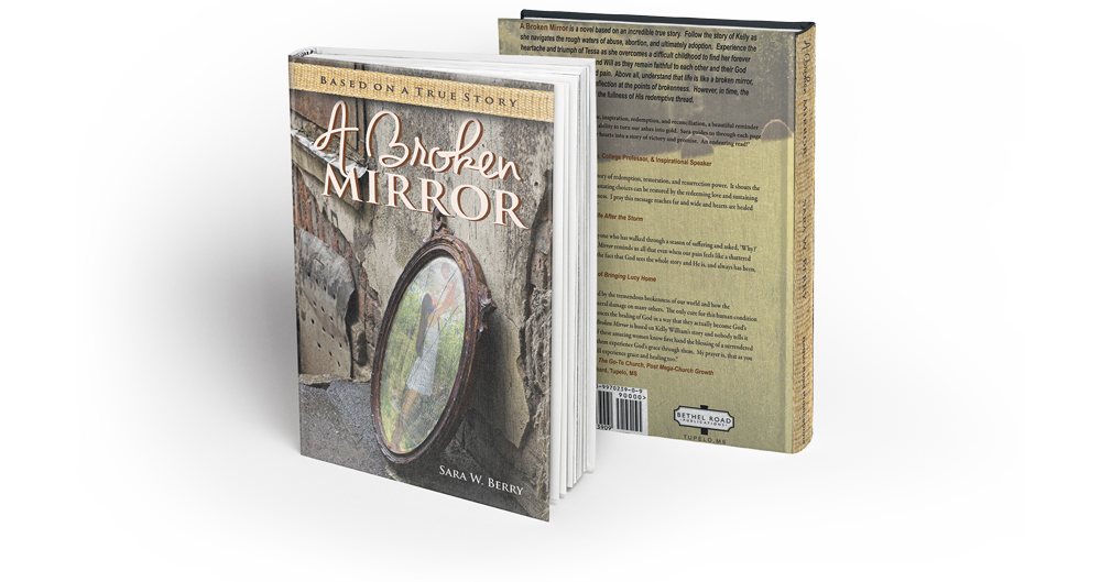 A Broken Mirror Book