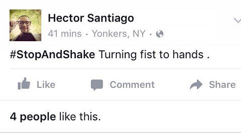 #stopandshake #repost