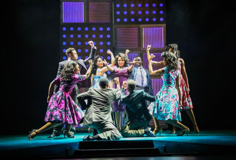 Memphis Gets Houston Flavor at TUTS - - BroadwayWorld / Click here for full article