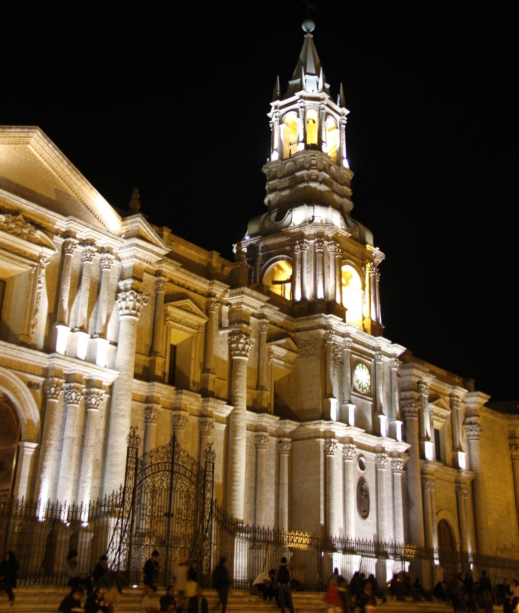 Night - Arequipa.JPG
