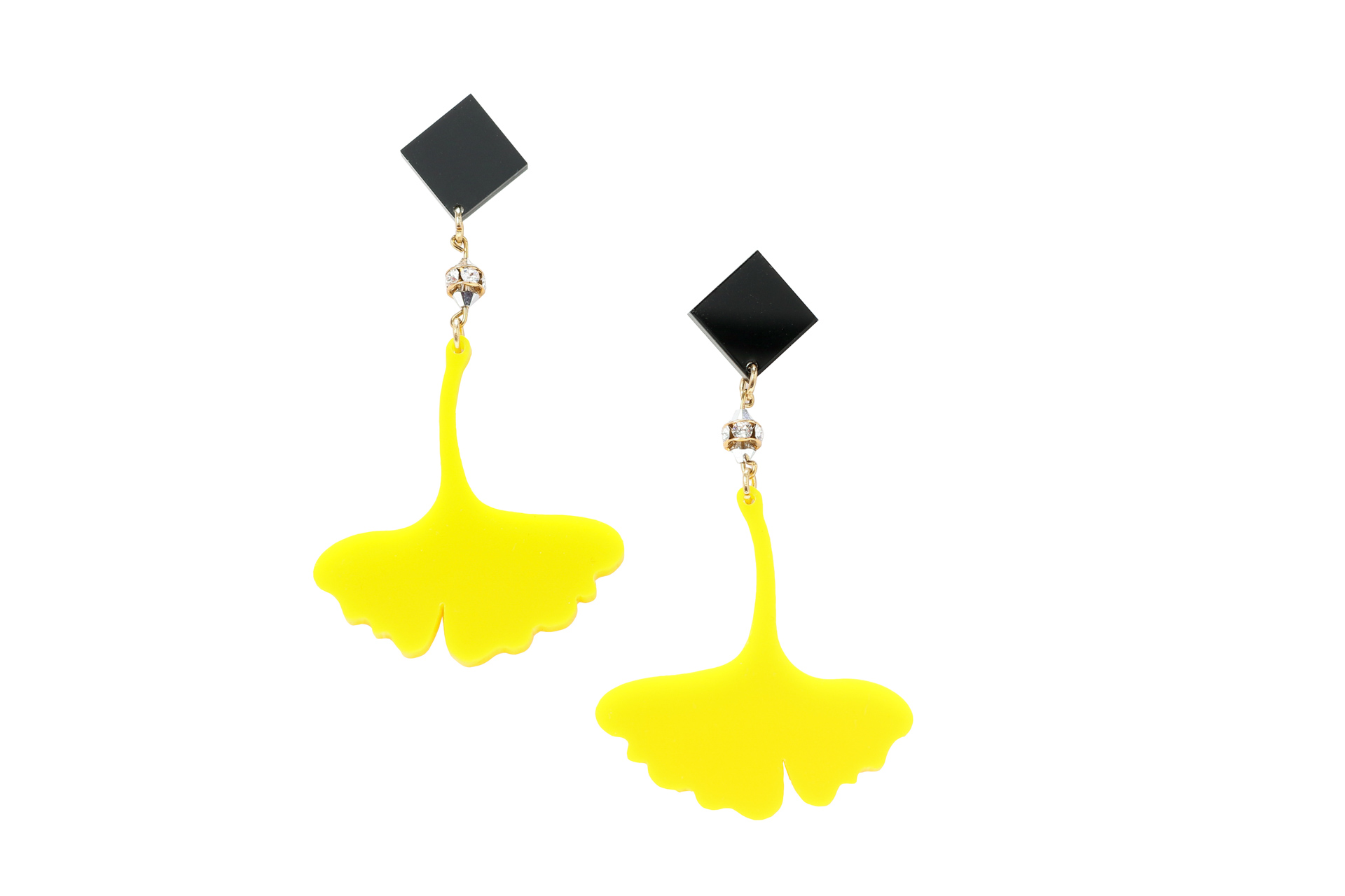 E2RD, Ginko Collection, earrings