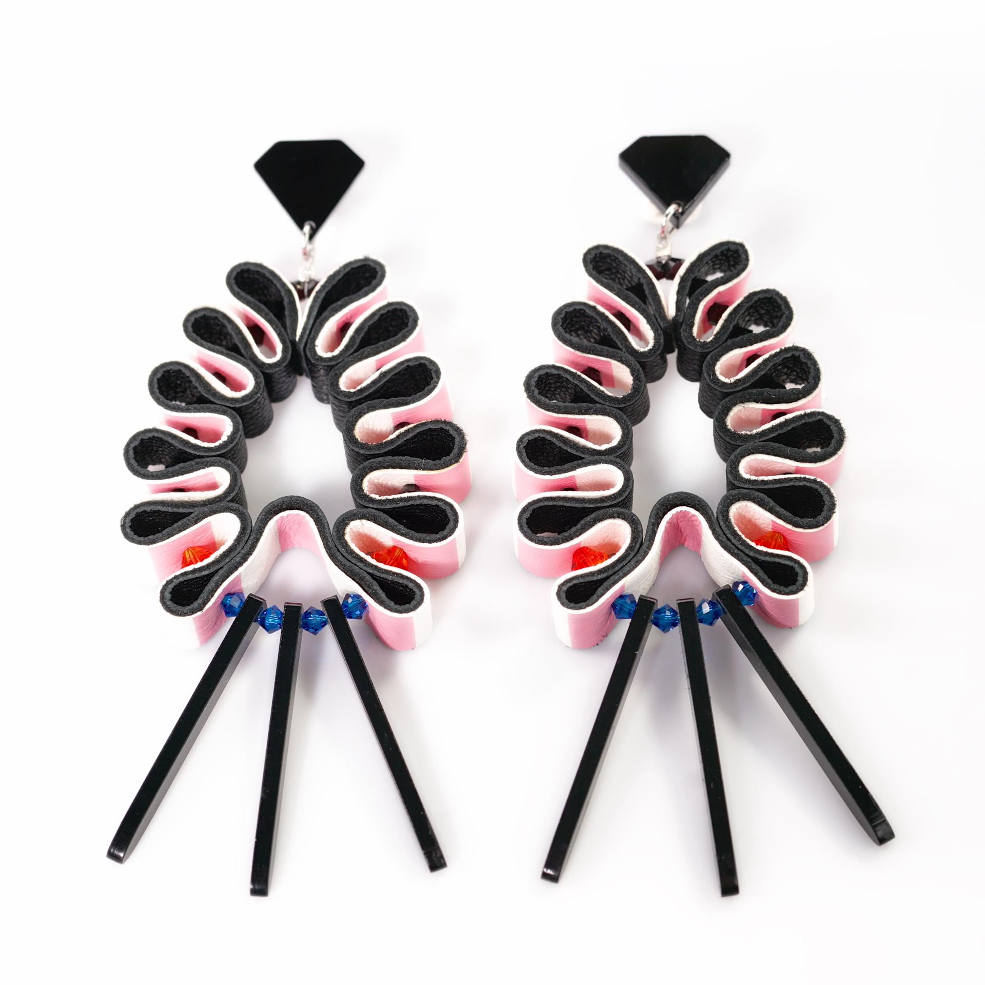 E2RD, CoExiste Collection, earrings, 68,oo eur