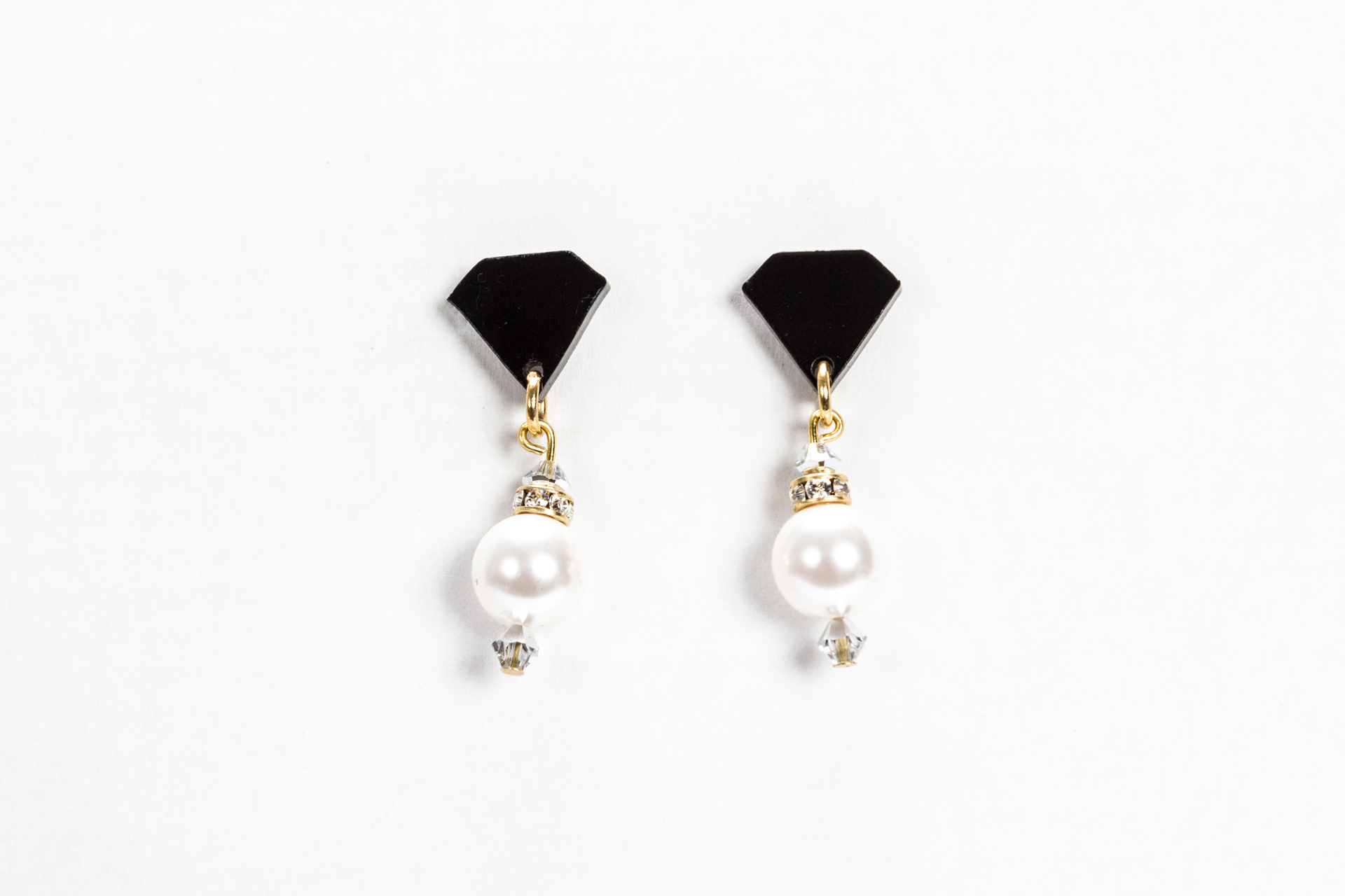 E2RD, My diamonds Collection, earrings, small