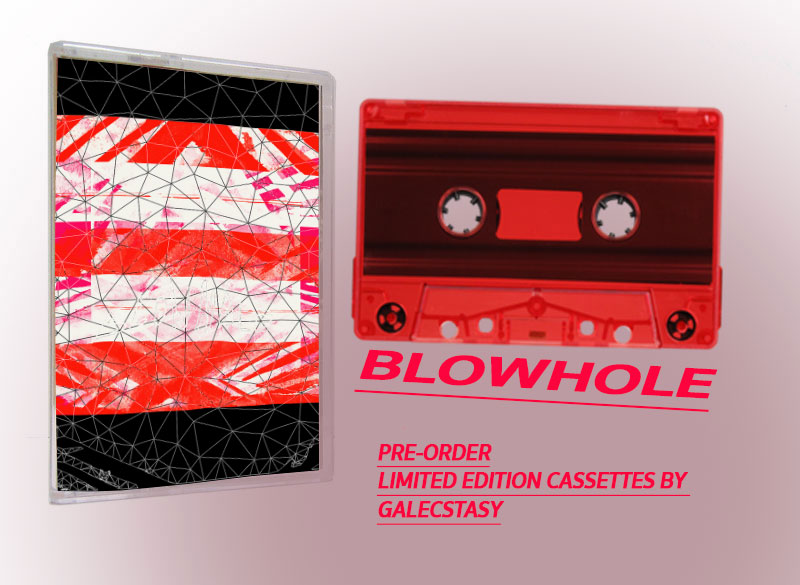 New experimental synth album by Galecstasy - BUY HERE