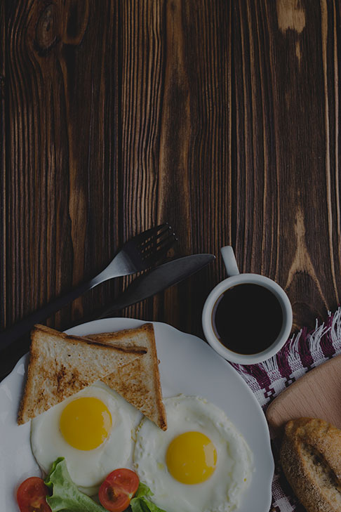 Breakfast Menu -