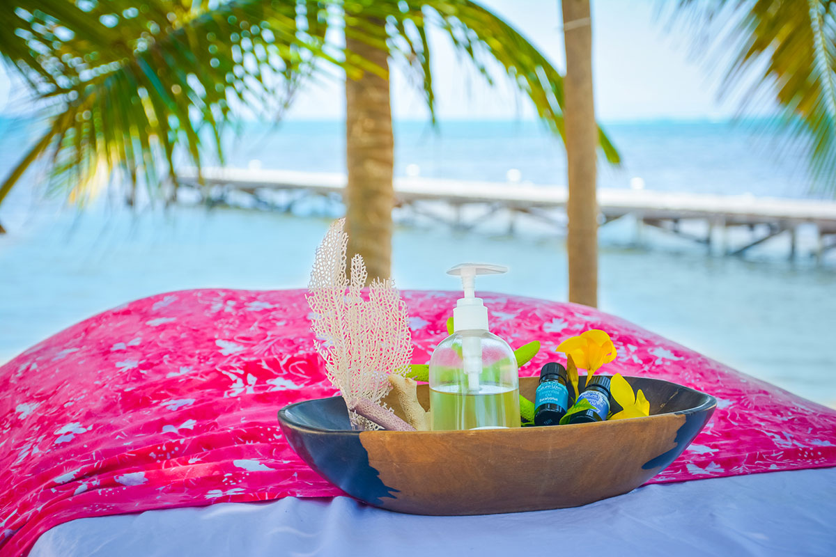 SOOTHING MASSAGES & TREATMENTS