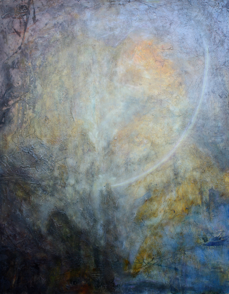 "Clouds of Witness, 60""x47"""