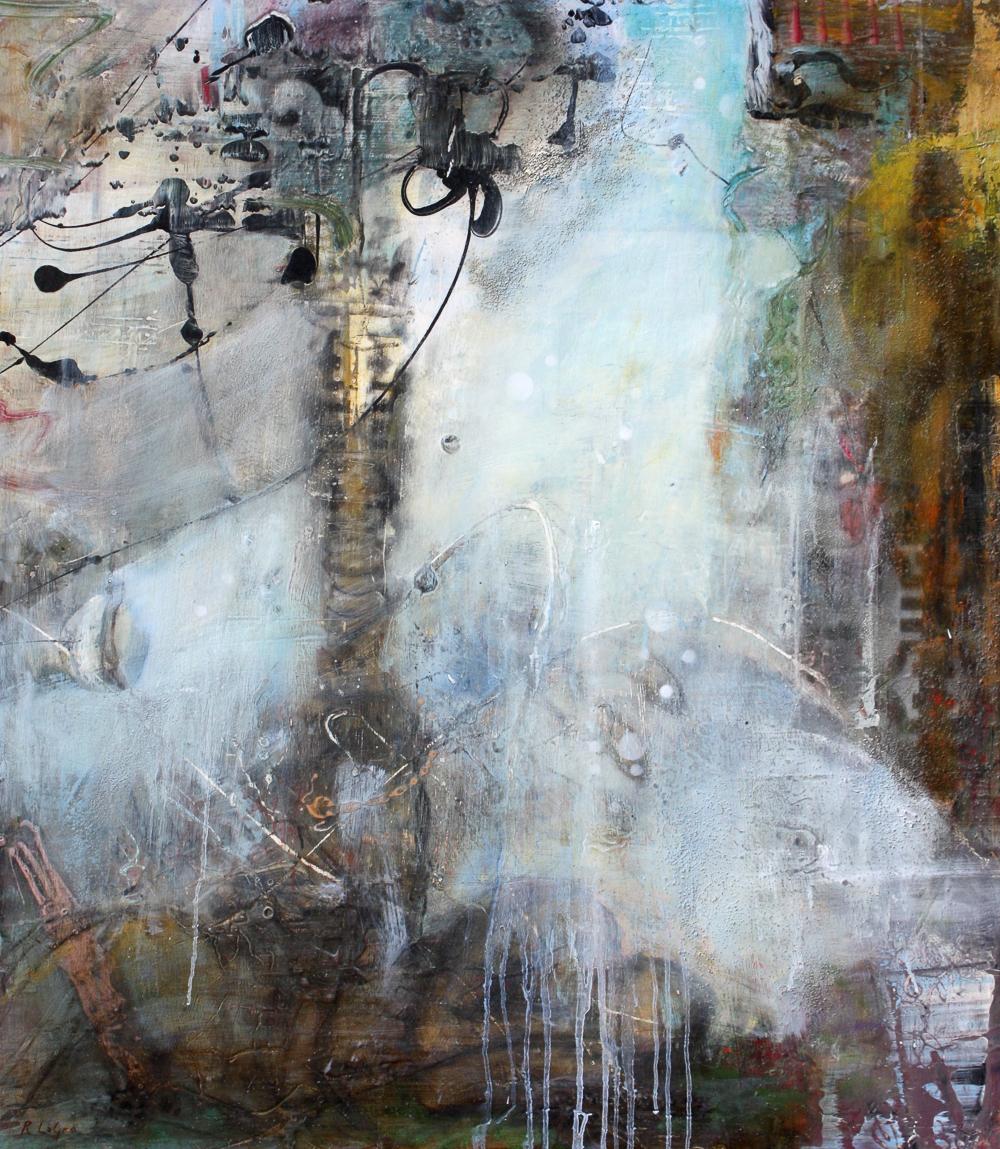 """The Dream, 32""""x28"""", 2013"""
