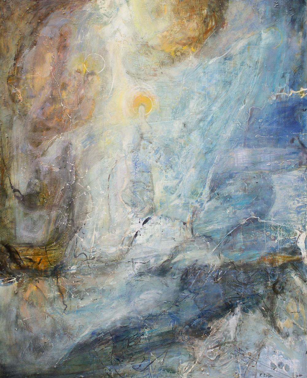 "Peacemaker, 50""x40"", 2014"