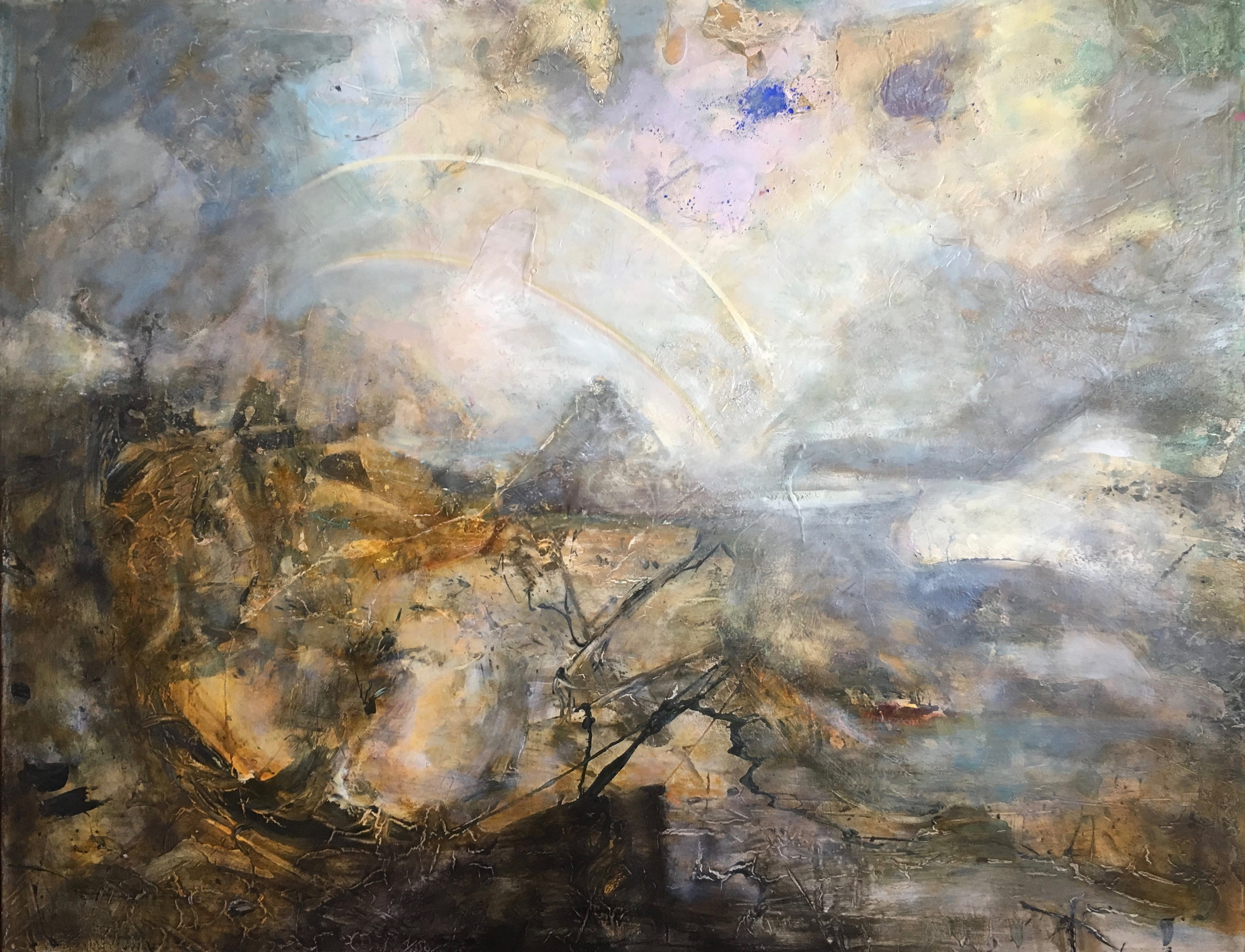 """The Promise, 47""""x60"""""""