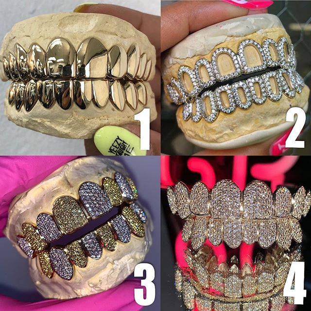 Which #grillz set would you cop?