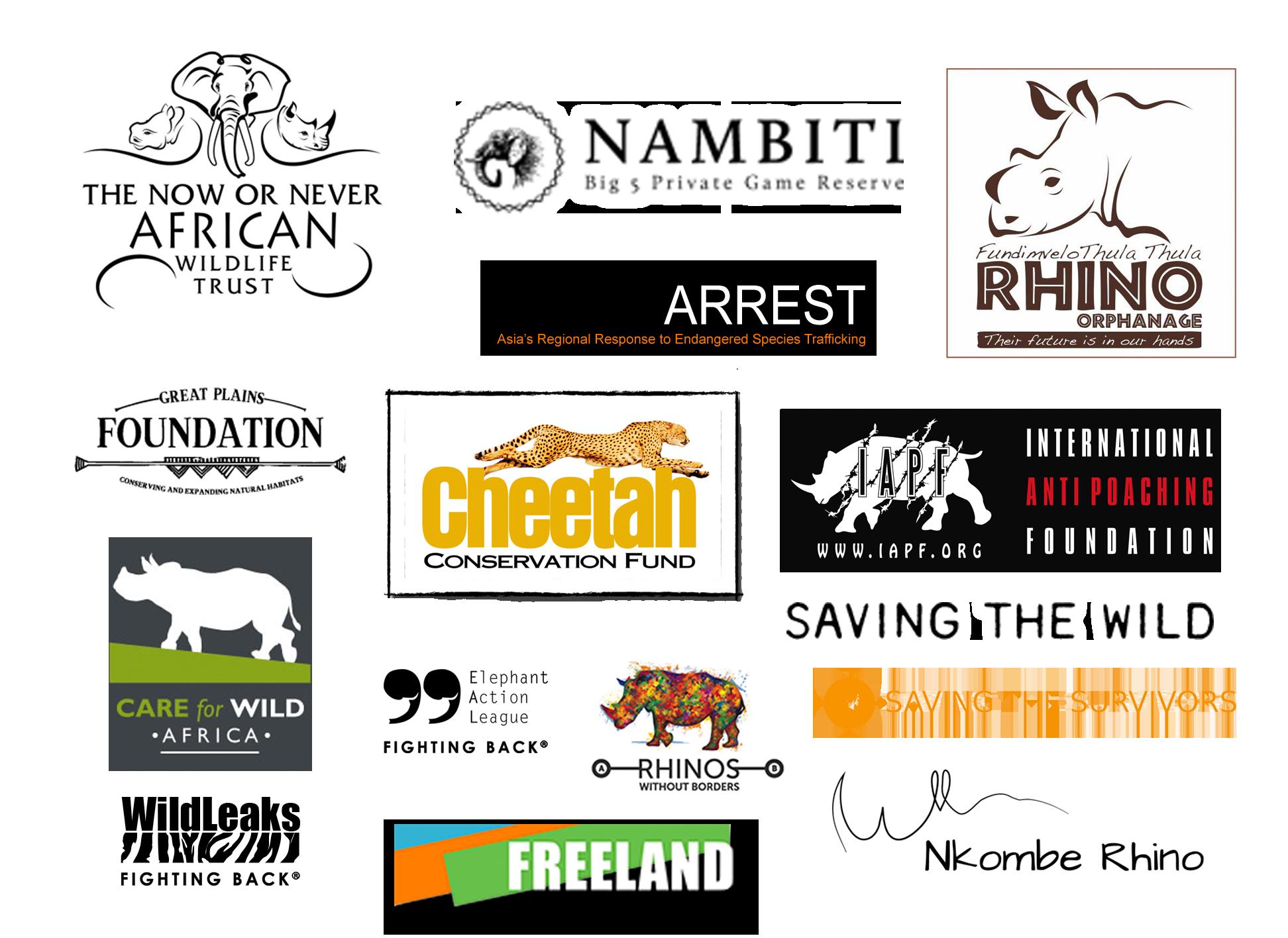 Rhino Elephant  Extinction  Poaching