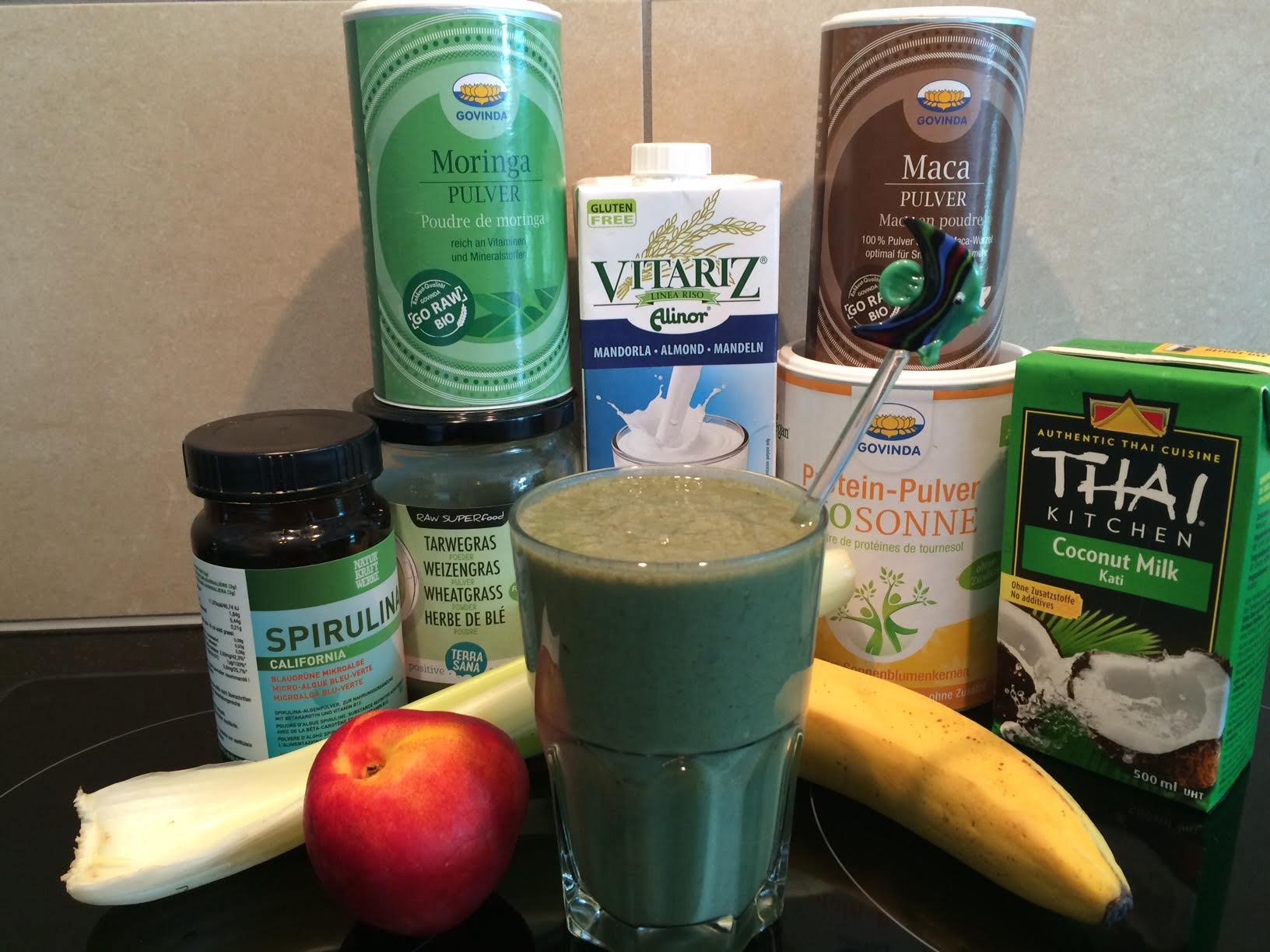 Recover Your Body with Recovery Bomb Shake